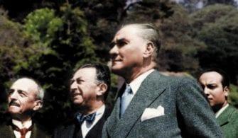 Atatürk'ü Ne Kadar İyi Tanıyorsun? testinin öne çıkan görseli