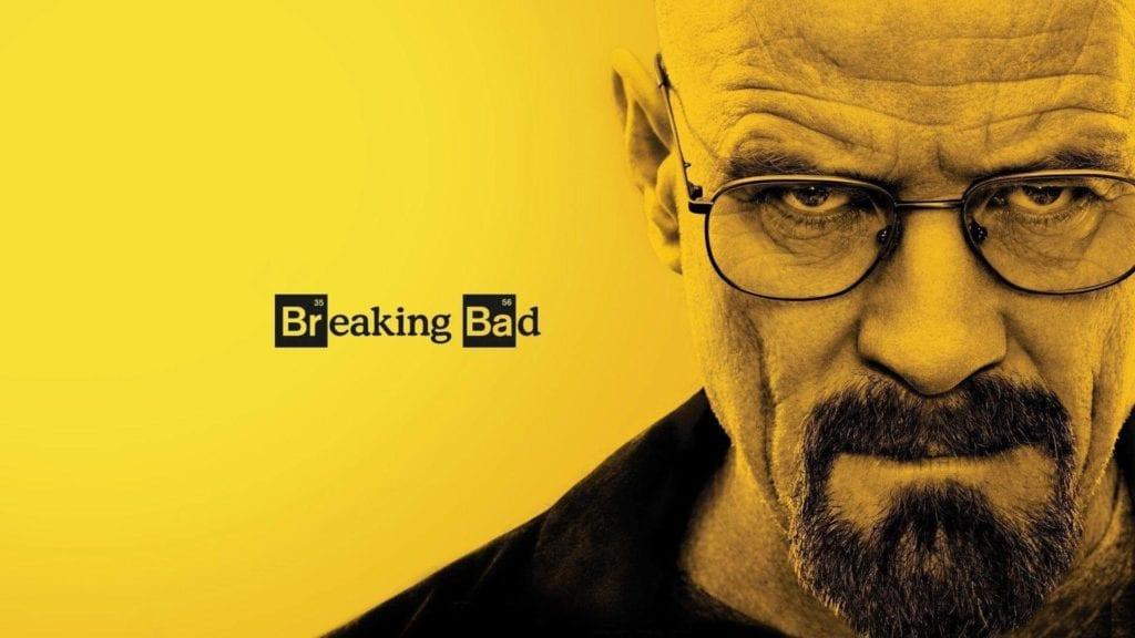Breaking Bad dizisinin görseli