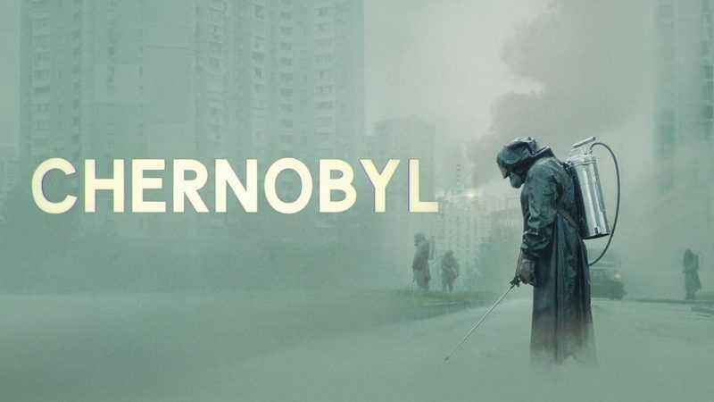 Chernobyl dizi görseli