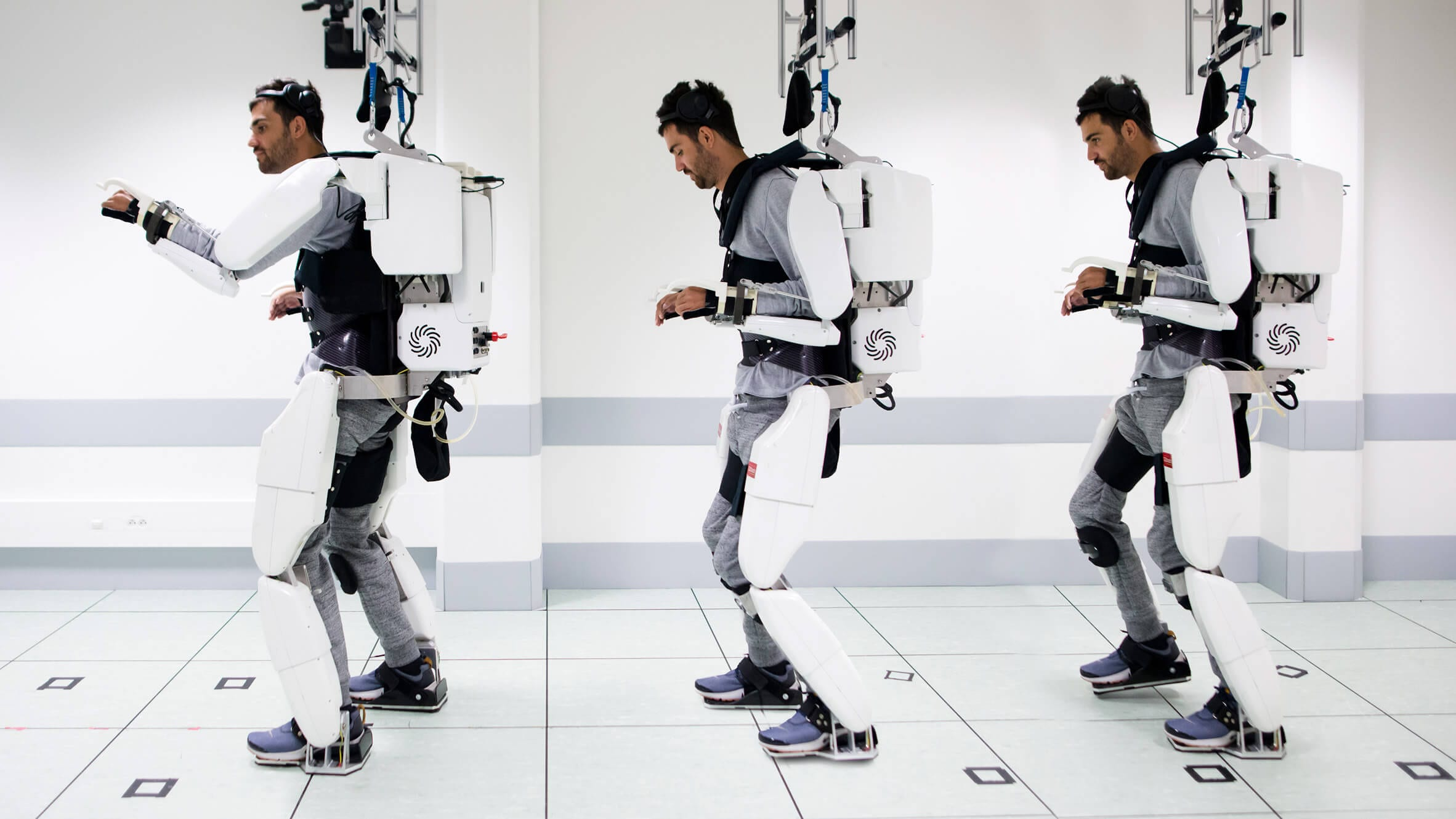 Exoskeleton Görseli