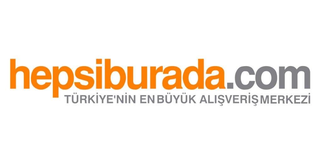 Hepsiburada sitesinin logosu