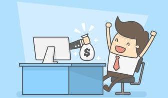İnternetten Para Kazanmanın 10 Farklı Yolu yazısının öne çıkarılan görseli