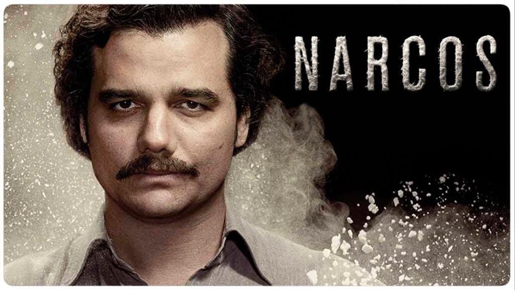 Narcos dizi görseli