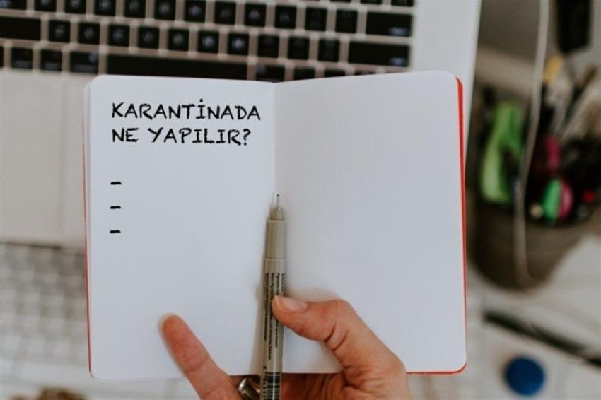 Karantina Günlerinde Yapılacak Aktiviteler yazısının öne çıkarılan görseli