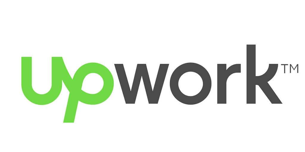 Upwork sitesinin logosu