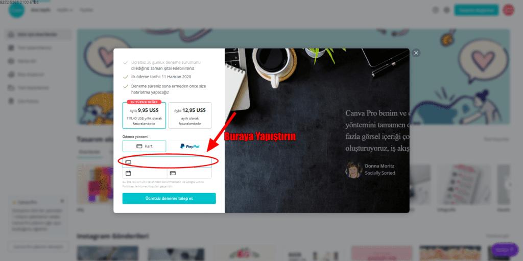 Canva ücretsiz pro hesap nasıl açılır görseli