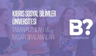 KIBRIS SOSYAL BİLİMLER