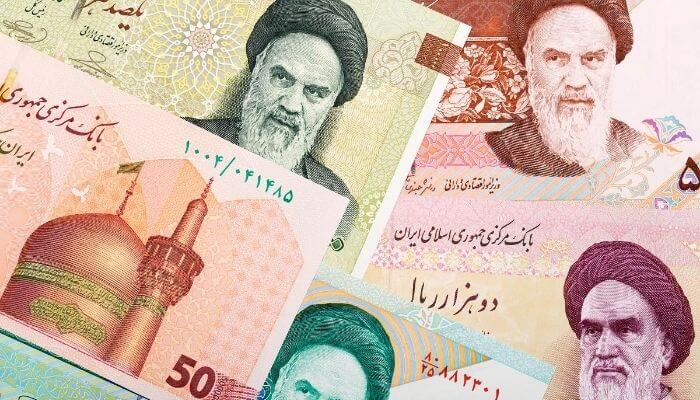 İran Riyali görseli