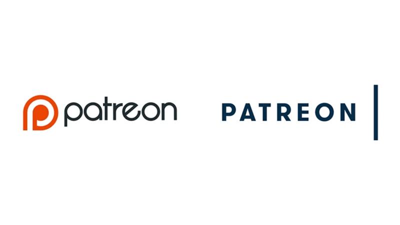 patreon yazısı ve logosu