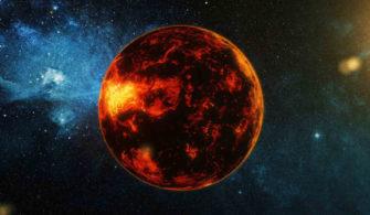 Venüs'te Yaşam Buluntularına Rastlandı!