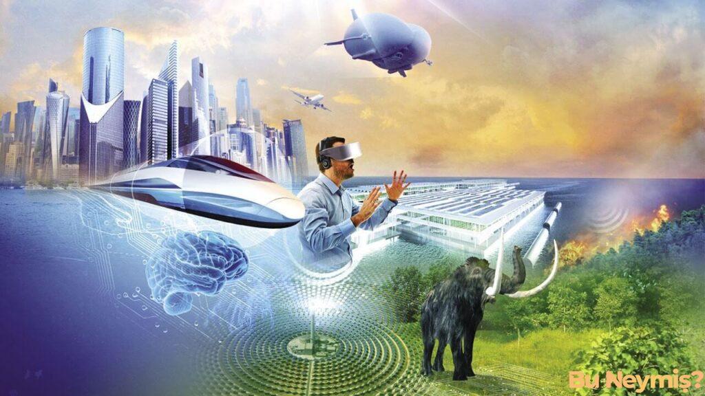 jeo mühendisliği temsil eden görsel
