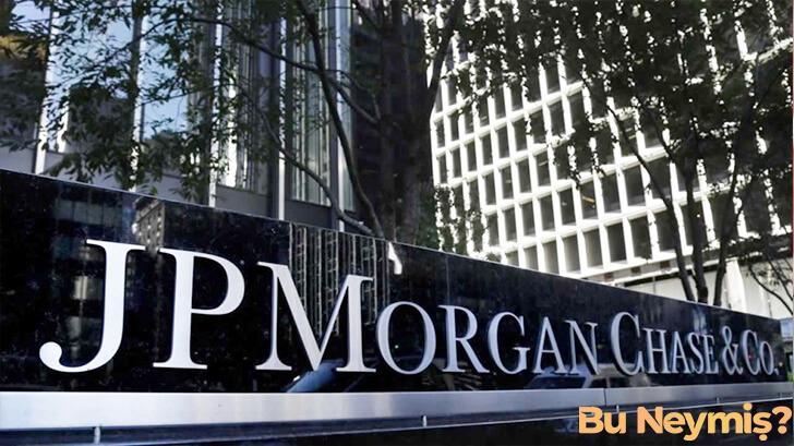 JPMorgan tabelası görseli